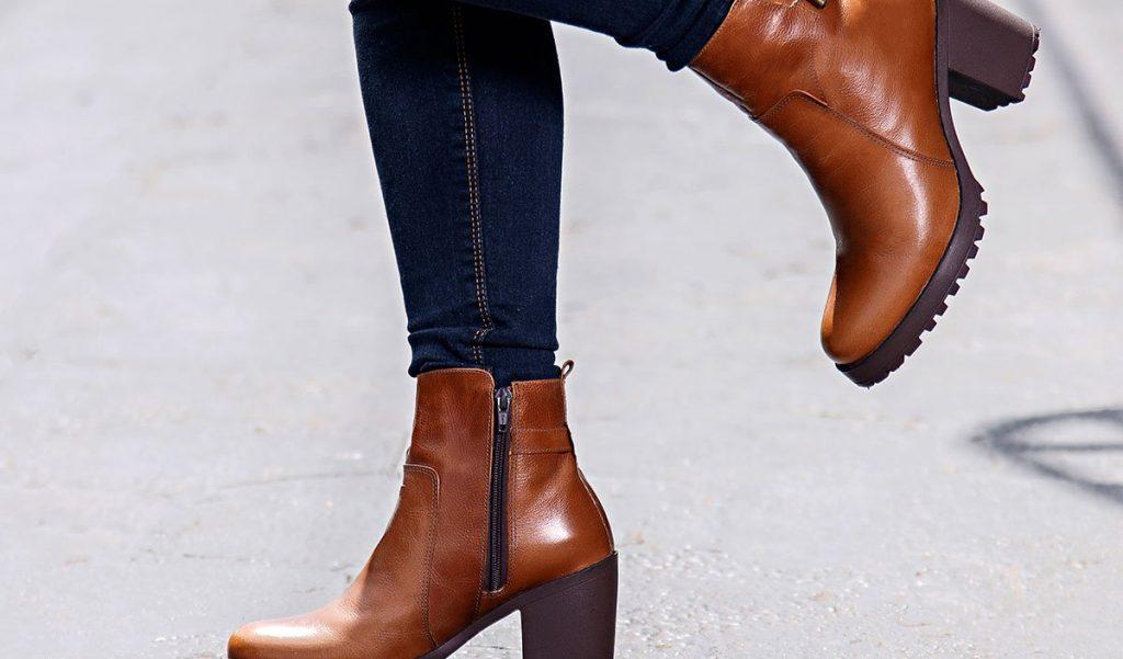 calçado para trabalho bota