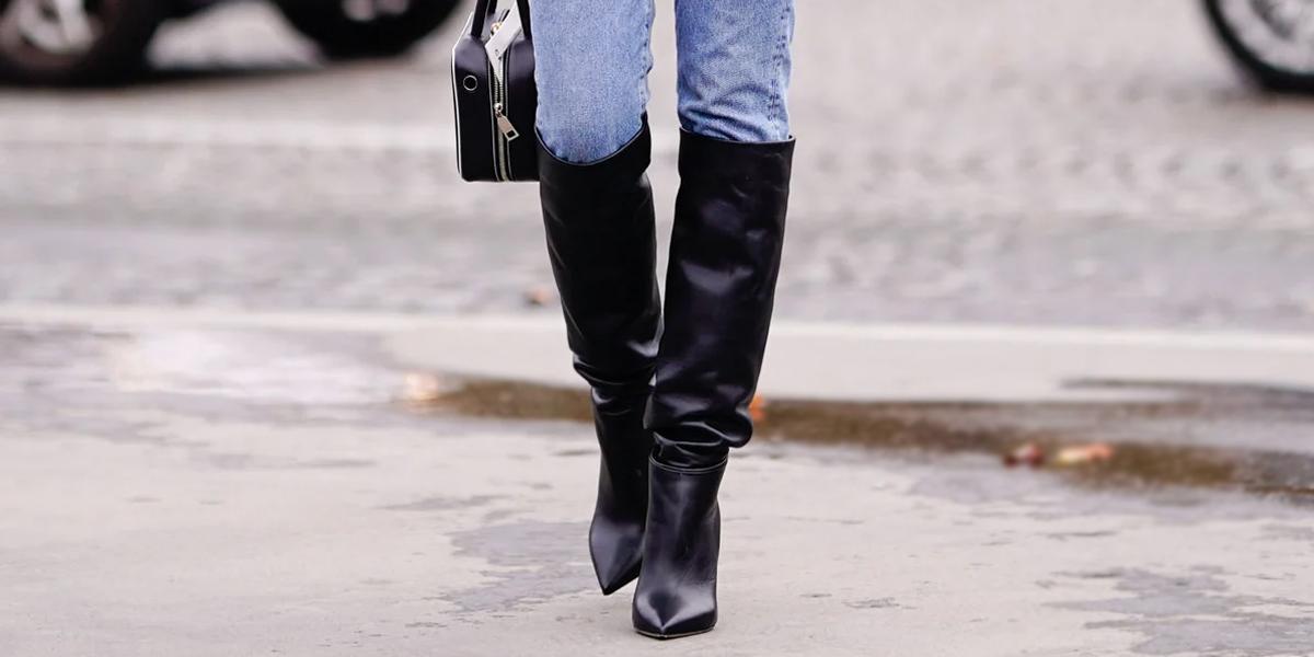 como usa bota montaria feminina