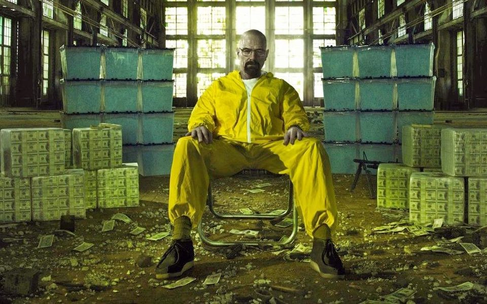 Sapatênis Walter White - Breaking Bad