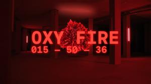 cores tendências para verão 2021: oxy fire