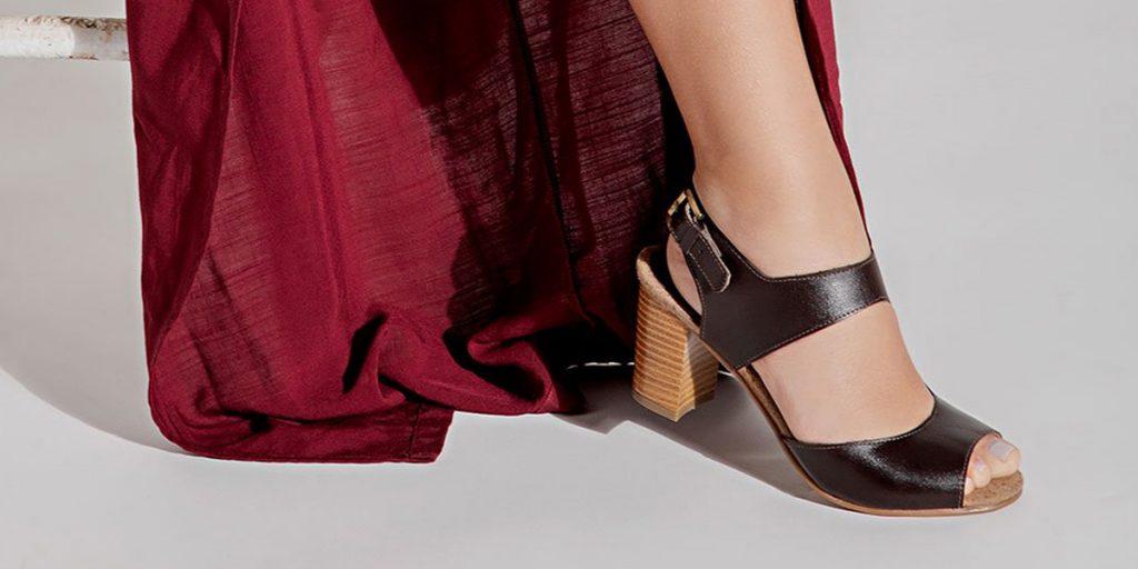 sapatos retrô feminino: kate