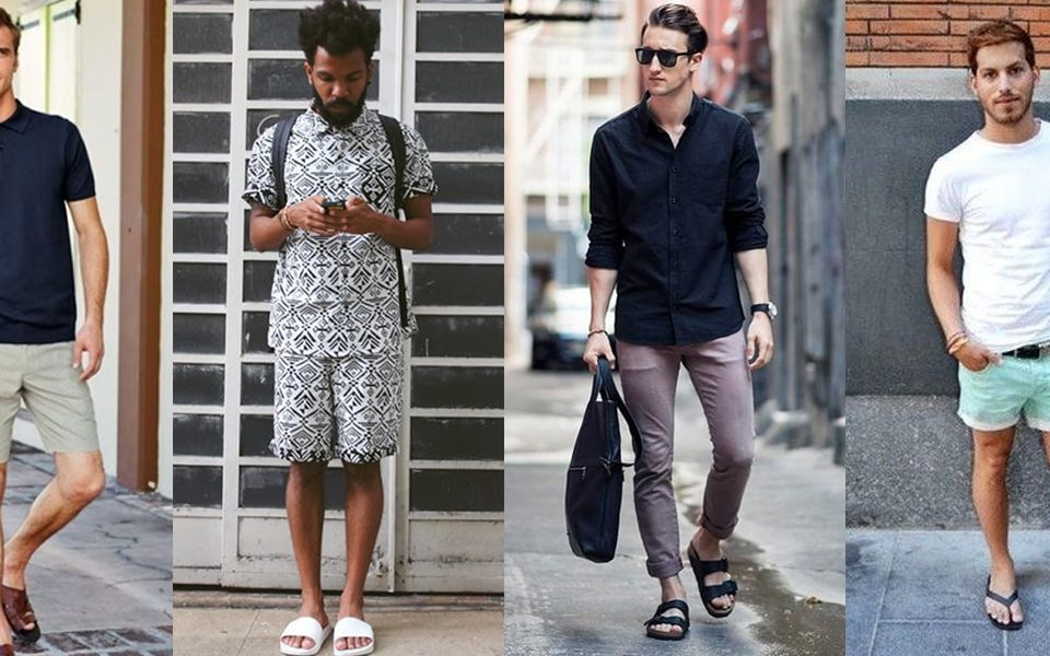 sandálias e chinelos masculinos