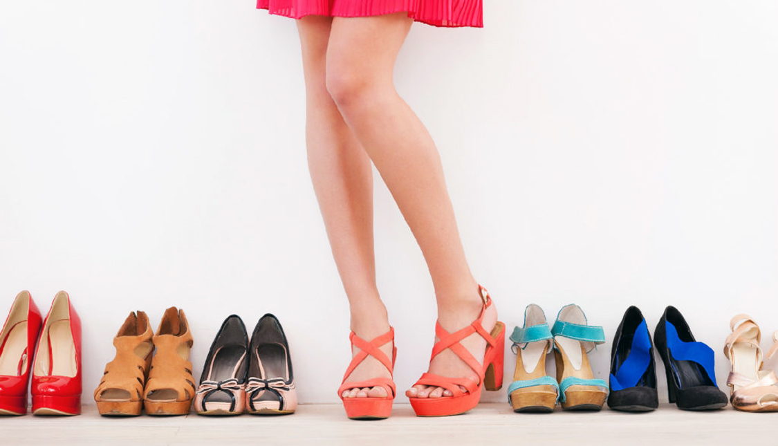 comprar calçado online