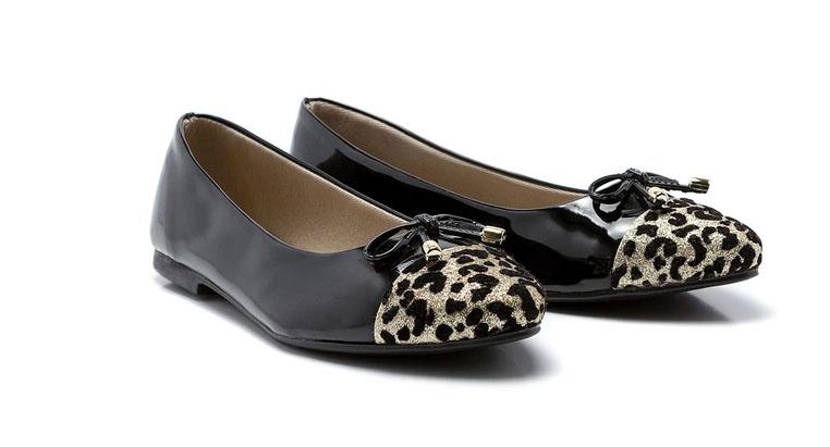 calçados femininos atemporais: sapatilha