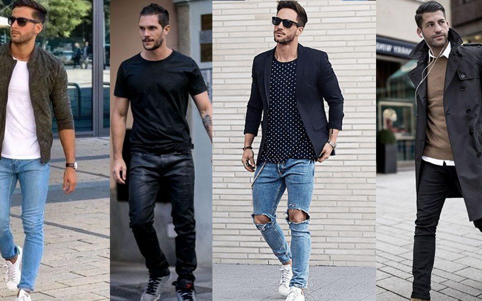 conheça os estilos de roupa masculino