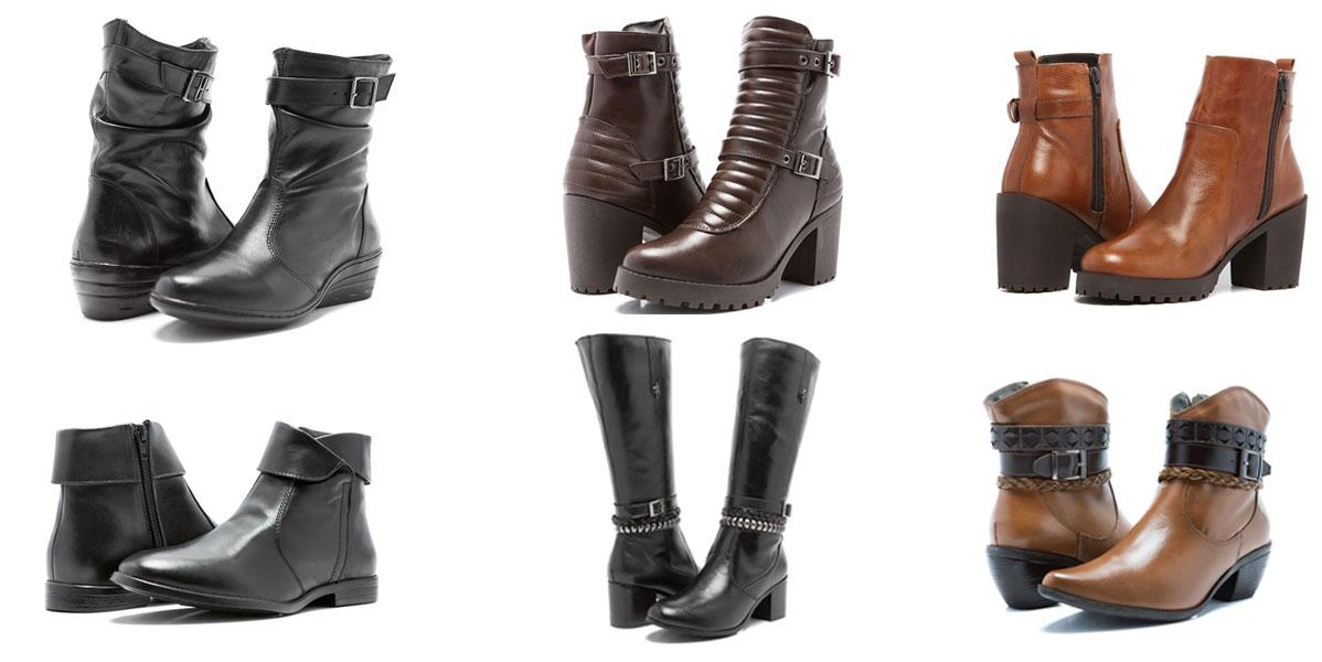 modelos de bota feminina